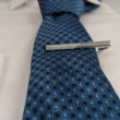 Ezüstözött nyakkendőtű