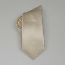 Krémszínű gyerek nyakkendő