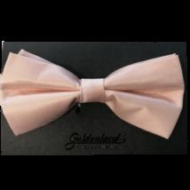 Rózsaszín csokornyakkendő