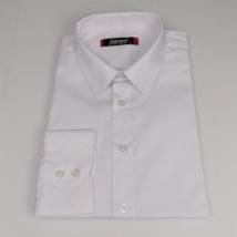 Egyszínű body fit ing