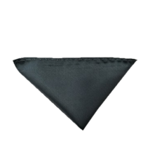 Szürke díszzsebkendő