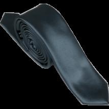 Goldenland szürke keskeny szatén nyakkendő