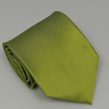 Kivizöld széles nyakkendő