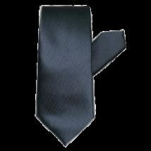 Goldenland grafit szürke keskeny nyakkendő
