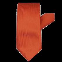 Goldenland narancs színű keskeny nyakkendő