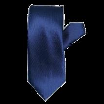 Goldenland középkék keskeny nyakkendő