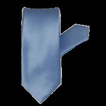 Goldenland világoskék keskeny nyakkendő