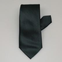 Sötétszürke keskeny nyakkendő