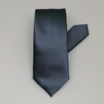 Grafit szürke keskeny nyakkendő