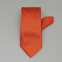 Narancs színű keskeny nyakkendő