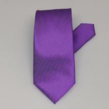 Középlila keskeny nyakkendő