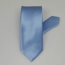 Világoskék keskeny nyakkendő