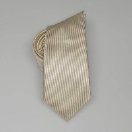Gyerek nyakkendő,krém színű