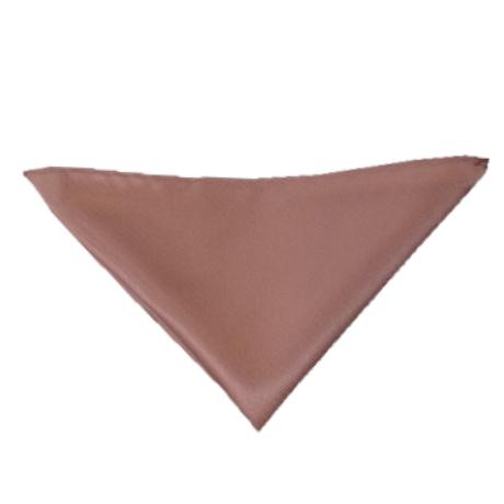Mályva színű díszzsebkendő