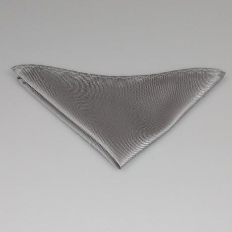 Ezüst díszzsebkendő