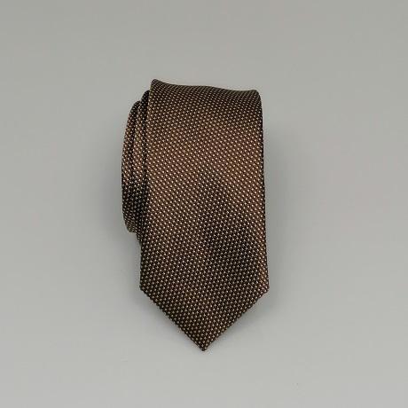 Mintás keskeny nyakkendő