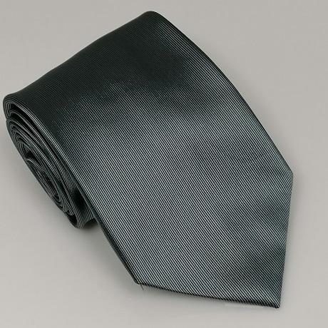 Grafit szürke széles nyakkendő