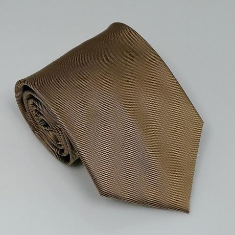 Kávébarna széles nyakkendő