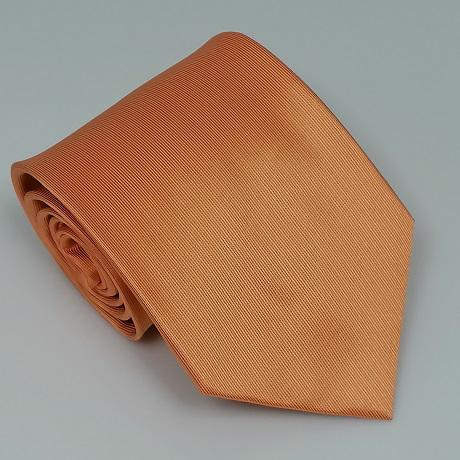 Narancs színű széles nyakkendő