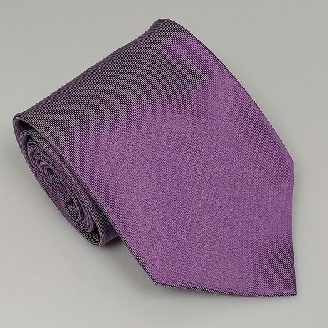 Lila széles nyakkendő