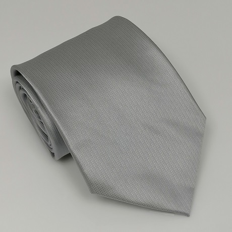 Nyakkendő, ezüst színű