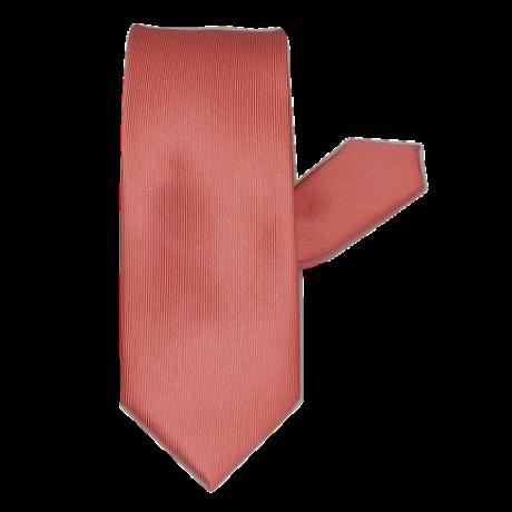 Goldenland lazac színű keskeny nyakkendő