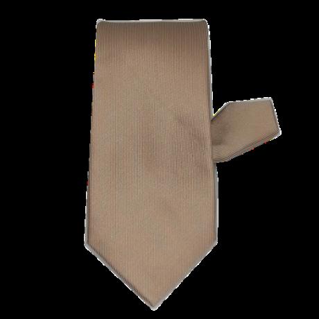 Goldenland karamell színű keskeny nyakkendő