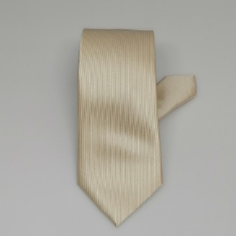 Ekrü keskeny nyakkendő