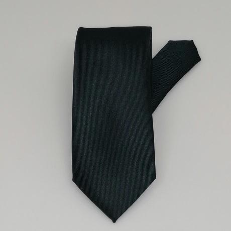 Mélykék keskeny nyakkendő