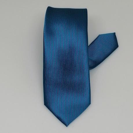 Türkizkék keskeny nyakkendő
