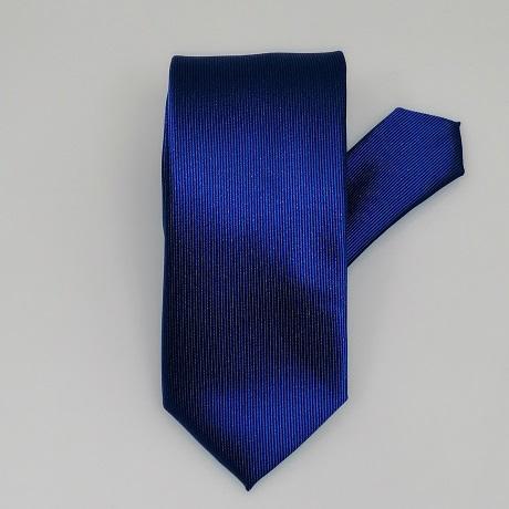 Királykék keskeny  nyakkendő