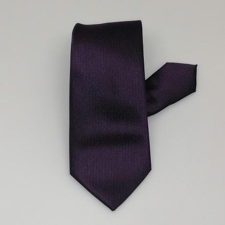 Padlizsán lila keskeny nyakkendő