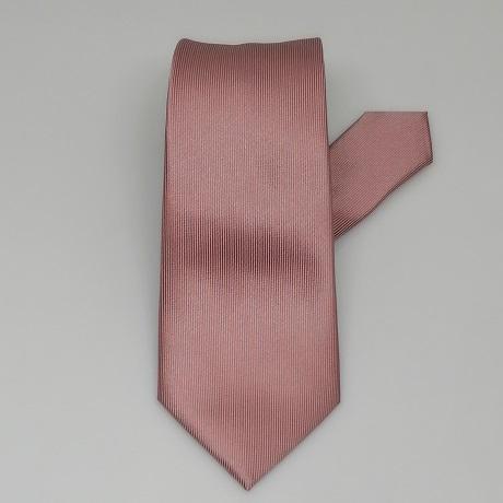 Mályva színű keskeny nyakkendő