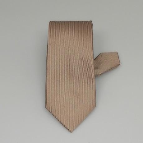 Karamell színű keskeny nyakkendő